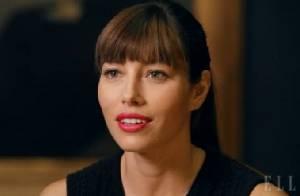 Jessica Biel : De passage à Paris, l'actrice fan de mode réalise un rêve