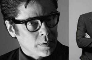 Benicio Del Toro : Egérie mystérieuse et virile pour Prada