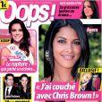 Couverture du magazine  Oops!  du 14 au 22 décembre 2012.