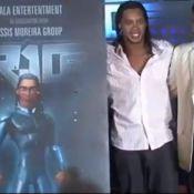 Ronaldinho : Acclamé en Inde pour ses débuts de comédien avec R-10
