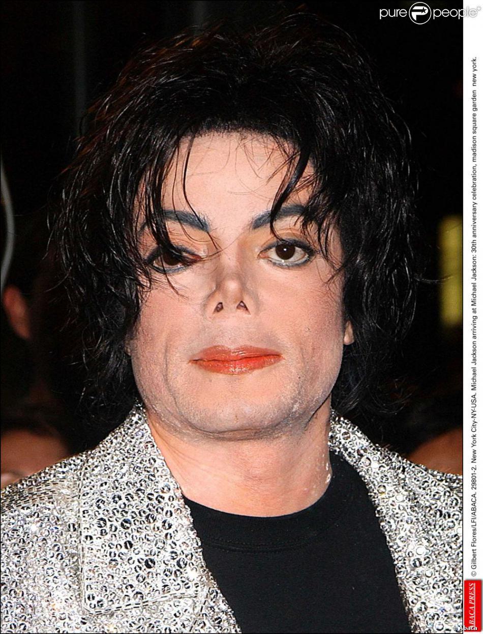 Michael Jackson A New York Le
