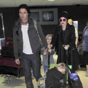 Gwen Stefani et Gavin Rossdale : Retour en famille avec leurs adorables bambins