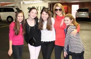 Lori Loughlin : Manucure entre filles pour la star de La Fête à la maison