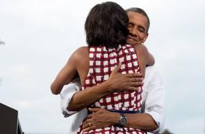 Barack Obama : Ses photos coup de coeur de 2012 entre succès, amours et larmes