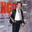 Vincent Perrot présent à l'avant-première parisienne du film Django Unchained au Grand Rex, le 7 janvier 2013.