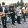 Les Innocents en 1992 à Paris.