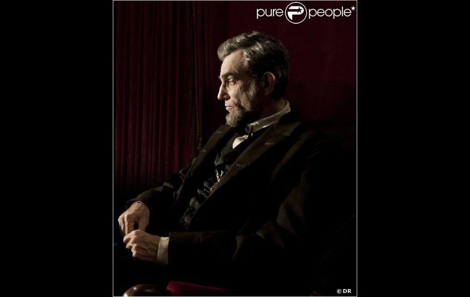 Daniel Day-Lewis nommé et favori à l'Oscar du meilleur acteur pour Lincoln.
