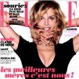Magazine  Elle  du 11 janvier 2013.