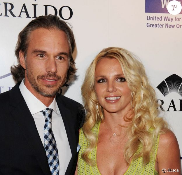 Britney Spears et Jason Trawick à Los Angeles le 11 mai 2011.