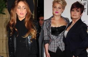 Lady Gaga insultée par Sharon Osbourne : La chanteuse prône l'apaisement