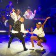 Quelques images du spectacle Swinging Life en tournée dans toute la France