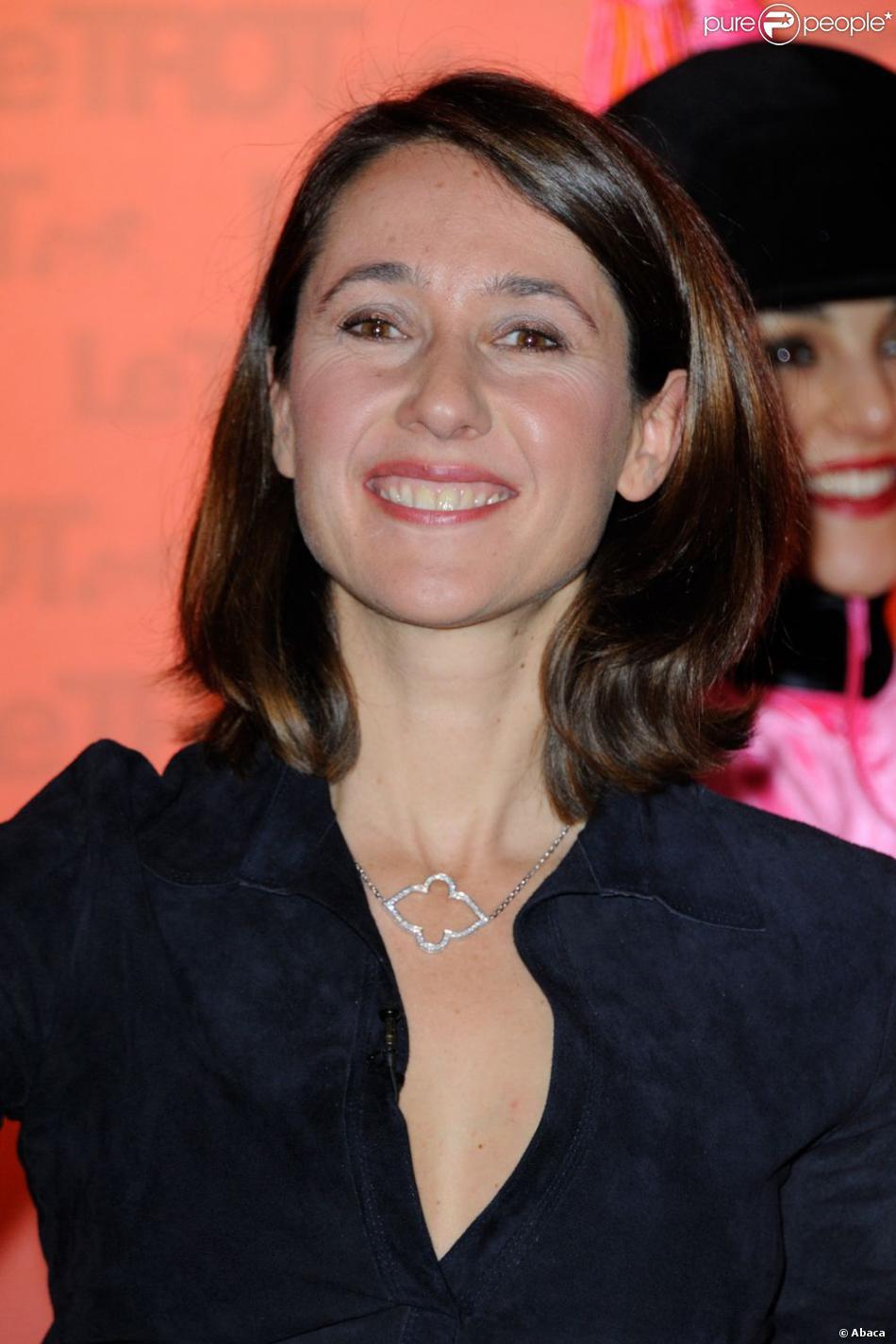 Alexia Laroche-Joubert en janvier 2012 à Paris