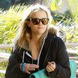 Reese Witherspoon, quittant ici son cours de yoga à Los Angeles, le 16 janvier 2013, s'apprête à faire son grand retour au cinéma avec Mud.