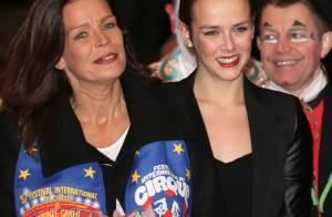Pauline Ducruet et Stéphanie de Monaco : Complices et fans du Festival de cirque