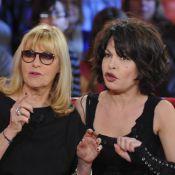 Isabelle Mergault et Chantal Ladesou : Hilarant duo comique sur canapé