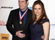 John Travolta et Harrison Ford : Avec leurs épouses au septième ciel