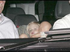 PHOTOS : Shiloh et Zahara Jolie-Pitt ont quitté la clinique, sans Brad...