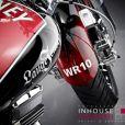 Wayne Rooney a mis aux enchères une moto qu'il a customisée avec le grand   Lauge Jensen et sera vendue le 20 février prochain au profit de l'association KidsAid