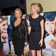 Les actrices Virginie Efira et Alice Taglioni à l'avant-première de  Cookie  à Paris le 21 Janvier 2013.