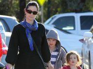 Carrie-Anne Moss : La Trinity de ''Matrix'' est une vraie mère poule