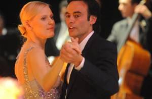 Anthony Delon : Divin et élégant pour ouvrir le bal