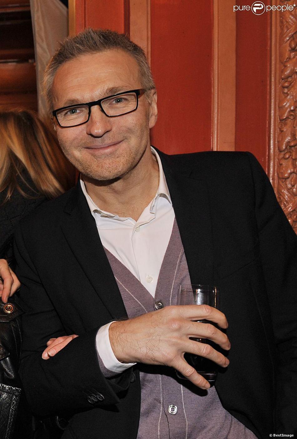 Laurent ruquier lors de la projection au th tre antoine du documentaire sur laurent ruquier on - Ou habite laurent ruquier ...