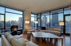 jon bon jovi des images de son sublime duplex de new york 42 millions. Black Bedroom Furniture Sets. Home Design Ideas
