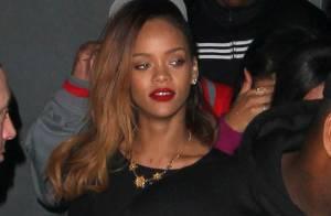 Rihanna, diablement sexy, se dévoile sans soutien-gorge en robe transparente