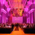 Ambiance lors du dîner de gala du 92e Prix d'Amérique, le 26 janvier 2013 au Grand Palais à Paris.