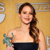 Jennifer Lawrence, Argo et Lincoln : Pluie de récompenses aux SAG Awards
