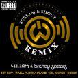 Remix de la chanson  Scream & Shout  de Britney Spears et Will.i.am avec Diddy, Lil wayne, Hot-Boy et Waka Flacka Fame. Janvier 2013.