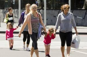 Roger Federer : Sortie en famille pour sa belle Mirka et ses adorables jumelles