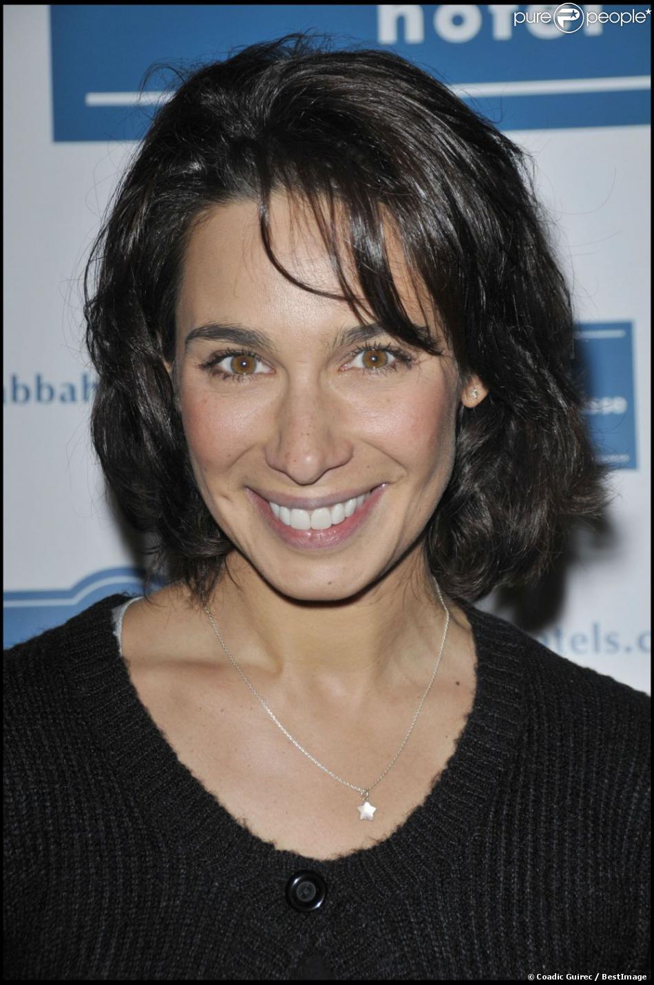 Marie Fugain en 2009 à Paris.