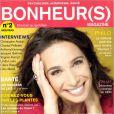 Numéro de février-mars 2013 de  Bonheur(s) Magazine .