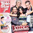 Télé Star en kiosques le 28 janvier 2013