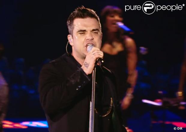 Robbie Williams - Be A Boy - janvier 2013.