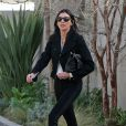 Liberty Ross quitte son domicile à Hollywood le 29 Janvier 2013.