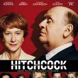 Affiche du film Hitchcock de Sacha Gervasi