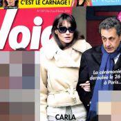 Carla et Nicolas Sarkozy : Leur fille Giulia, baptisée en secret à Paris