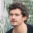 Orlando Bloom quitte le restaurant Son of a Gun à Los Angeles, le 1er février 2013.