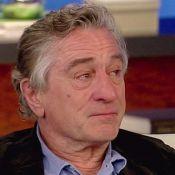 Robert De Niro en larmes : En pleine interview, il craque...