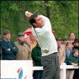 Severiano Ballesteros au tournoi de Saint Cloud en avril 1994