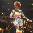 Whitney Houston en 1990.