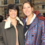 Maud Fontenoy, enceinte, et Florence Foresti unies pour séduire des lycéens