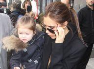 Victoria Beckham : Complice avec sa fille Harper pour une session shopping