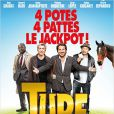 Affiche officielle du film Turf.