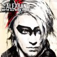 Alex Band (ex-The Calling), premier album solo,  We've All Been There  (2010).