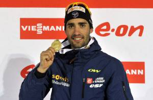 Martin Fourcade, soulagé après la frustration : 'Champion du monde, ça claque !'