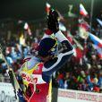 Martin Fourcade a été sacré champion du monde de biathlon sur le 20 kilomètre à Nove Mesto en Répubique Tchèque le 14 février 2013
