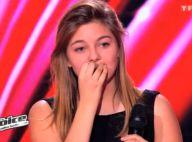 The Voice 2 – Louane : J'étais tellement émue que je n'ai pas fini ma chanson'